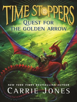 cover image of Quest for the Golden Arrow