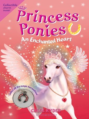 cover image of Princess Ponies 12
