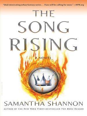 cover image of The Song Rising