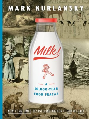cover image of Milk!