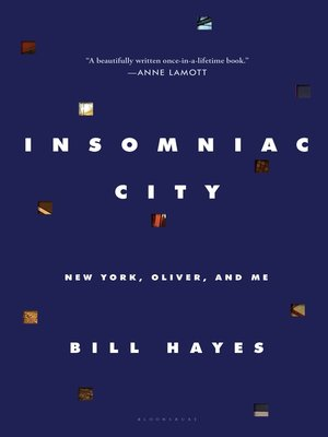 cover image of Insomniac City