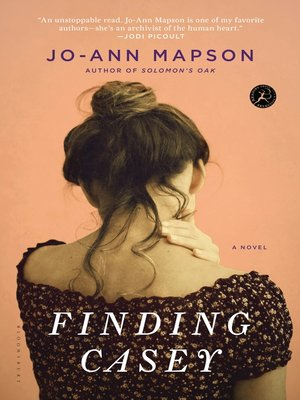 cover image of Finding Casey
