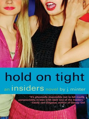cover image of Hold On Tight