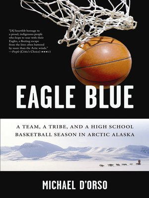 cover image of Eagle Blue