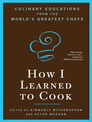cover image of How I Learned to Cook