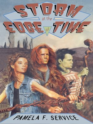 cover image of Storm at the Edge of Time