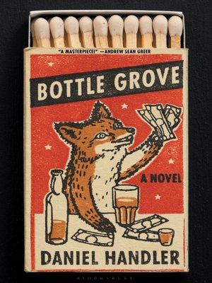 cover image of Bottle Grove