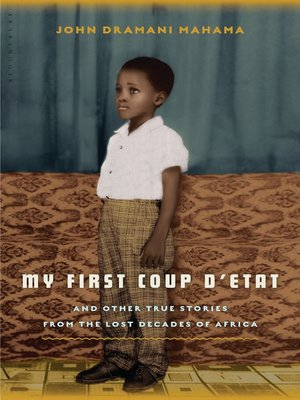 cover image of My First Coup d'Etat