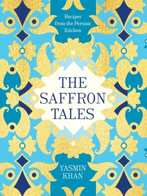 cover image of The Saffron Tales