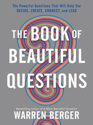 cover image of The Book of Beautiful Questions
