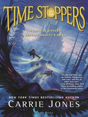 cover image of Time Stoppers