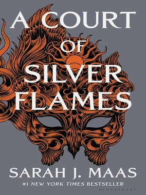 cover image of A Court of Silver Flames