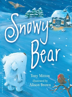 cover image of Snowy Bear