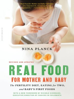 cover image of Real Food for Mother and Baby