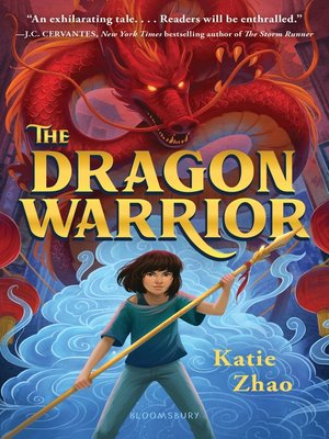 cover image of The Dragon Warrior
