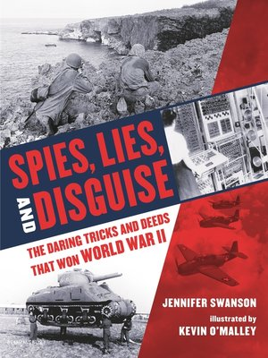 cover image of Spies, Lies, and Disguise