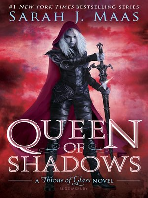cover image of Queen of Shadows