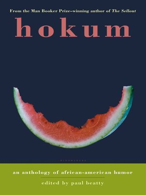 cover image of Hokum