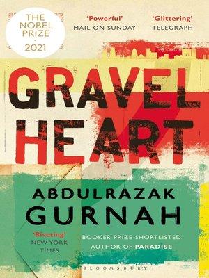 cover image of Gravel Heart