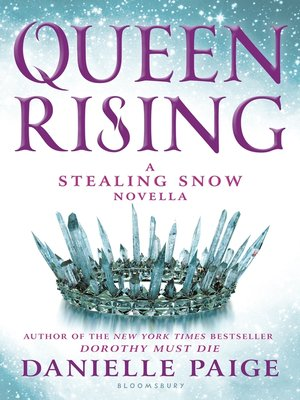 cover image of Queen Rising