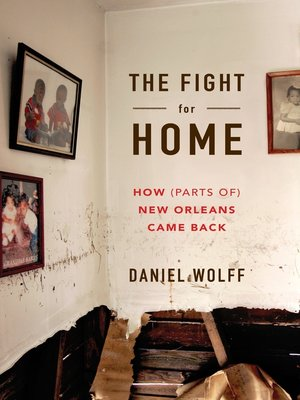 cover image of The Fight for Home