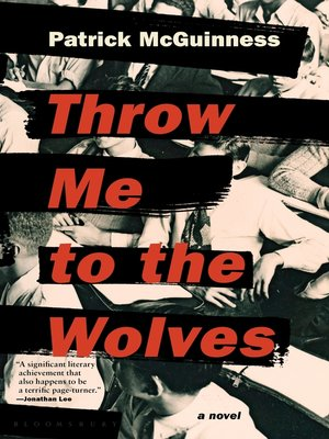 cover image of Throw Me to the Wolves