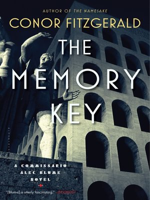 cover image of The Memory Key
