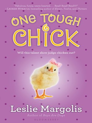 cover image of One Tough Chick