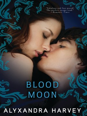 cover image of Blood Moon
