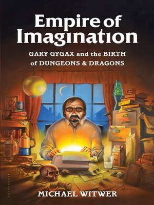 cover image of Empire of Imagination