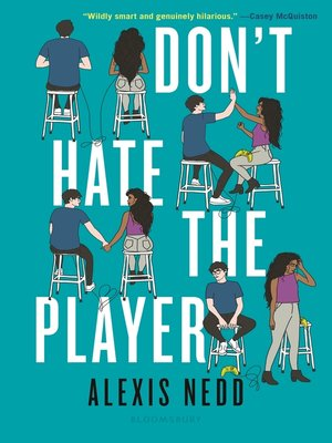 cover image of Don't Hate the Player