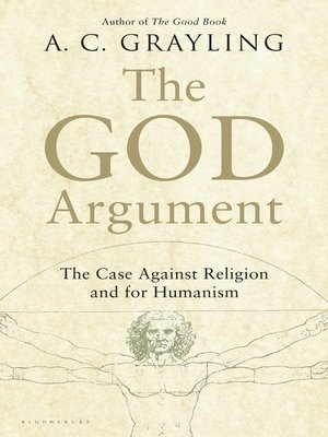 cover image of The God Argument