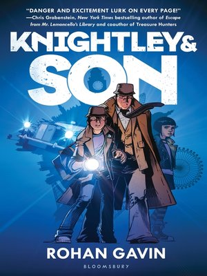 cover image of Knightley and Son