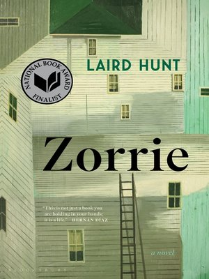 cover image of Zorrie