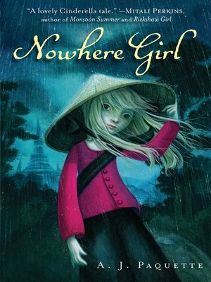cover image of Nowhere Girl