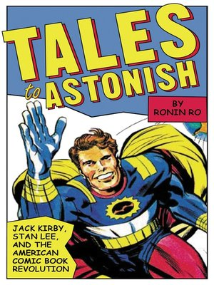 cover image of Tales to Astonish