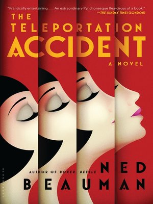 cover image of The Teleportation Accident