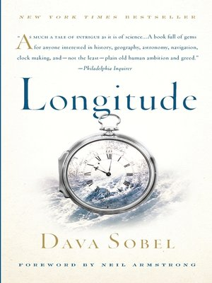 cover image of Longitude