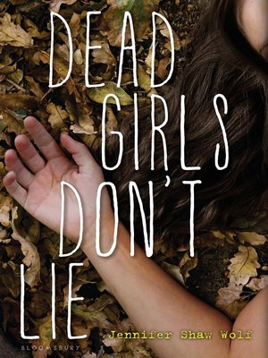 cover image of Dead Girls Don't Lie