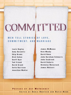 cover image of Committed