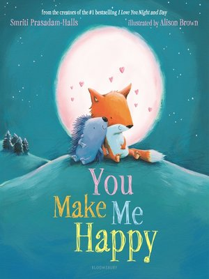 cover image of You Make Me Happy