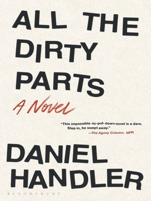 cover image of All the Dirty Parts