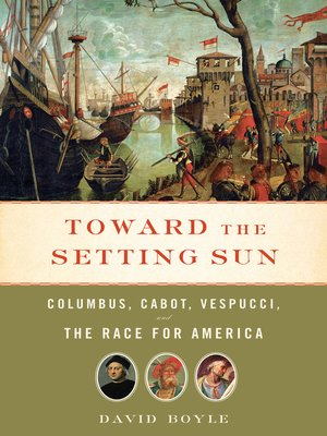cover image of Toward the Setting Sun