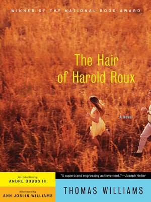 cover image of The Hair of Harold Roux