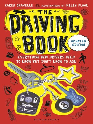 cover image of The Driving Book