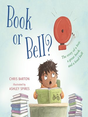 cover image of Book or Bell?