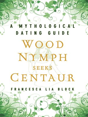 cover image of Wood Nymph Seeks Centaur