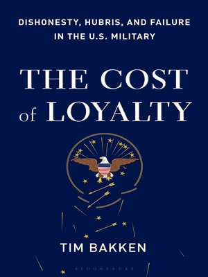 cover image of The Cost of Loyalty