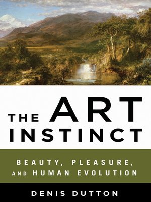 cover image of The Art Instinct