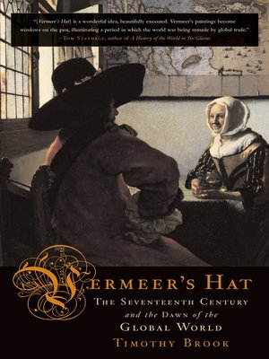 cover image of Vermeer's Hat